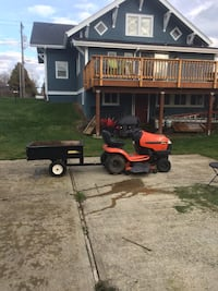 Riding Lawn Mower & Trailer Tacoma, 98408