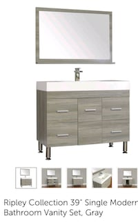 brown wooden dresser with mirror Rancho Cucamonga, 91730