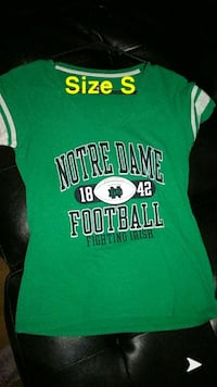 ND shirt South Bend