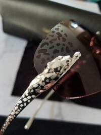 CARTIER LIMITED EDITION TITANIUM PANTHER FRAMES Chester, 19013