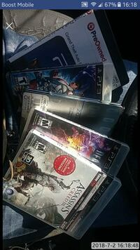 PS3 Games Austell, 30168
