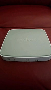 white and gray Cisco modem router Pointe-Claire, H9R