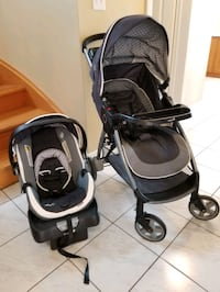 Safety 1st step & go travel system