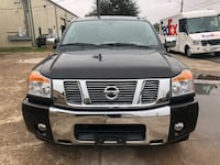 2014 Nissan Titan Houston