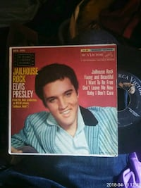 Elvis Presley 45 RPM Collectibles and more Greeley, 80634