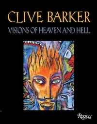 Clive Barkers Visions of Heaven & Hell Calgary
