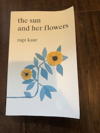 selling the sun and her flowers by rupi kaur Surrey