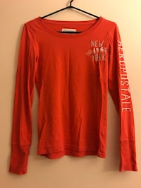 Orange long sleeve tee Surrey, V3T 5V2