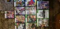 assorted Xbox 360 game cases Gallatin, 37066