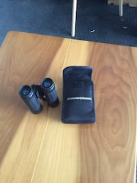black binocular with bag Hamilton, L9A 5J6