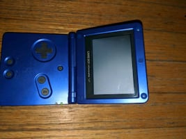 Gameboy advanced and accessories