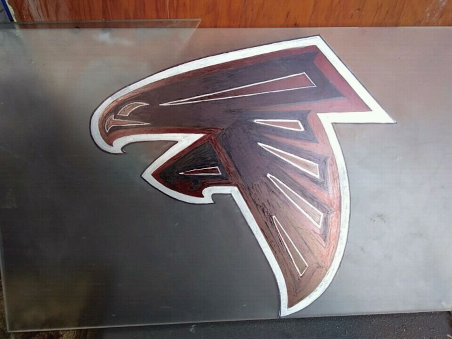 Photo Atlanta Falcons wall decor