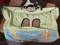 Baby shopping cart cover  Columbia