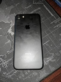 Black iphone 7verizon