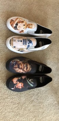 Limited Edition Star Wars Sperry's (Men's Size 10M) Woodstock, 30188