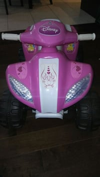 Disney Princess 6V Battery Powered Quad Ride-On