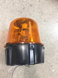 Halloween  light orange Strobe
