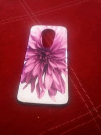 white and pink floral iPhone case Columbus, 43207