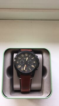 Men's Fossil watch Coquitlam, V3J 6H2