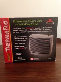 Honeywell portable heater Laval, H7W