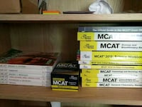 MCAT PREP BOOKS AND FLASHCARDS Bolingbrook, 60440