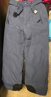 Ladies Columbia snow pants and wind pants