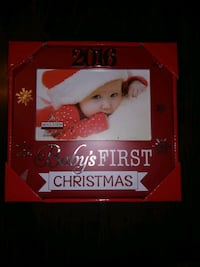 Baby's 1st Christmas frame Queensbury, 12804