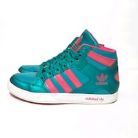 Adidas Classic Hightop Sneakers for Women Size 8 Richmond, 23234