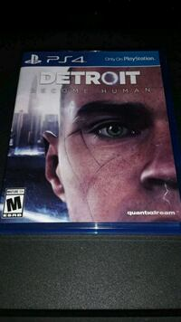 Detroit:Become Human PS4 Hagerstown, 21740