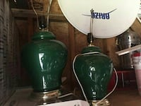 2 brand new lamps..