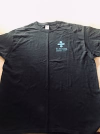 Ed Sheehan  2017 world tour black T shirt