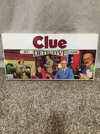 Clue board game. Has all pieces like new Edmonton, T6L