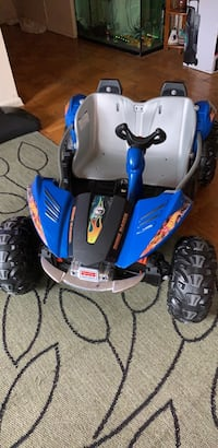 Dune  racer  -power Wheels - Almost new  Kensington, 20895