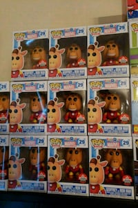 assorted Pop ! vinyl figures Markham, L6E 1V5