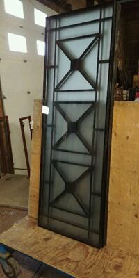 PICKUP @WAREHOUSE ONLY ALL GLASS INSERTS NEW!! Mississauga