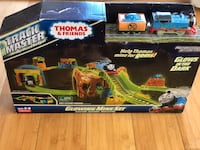 Fisher-Price Thomas & Friends Trackmaster, Glowing Mine Set Claremont, 91711