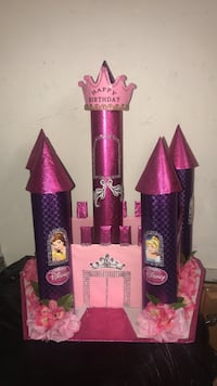 Princess huge castle for candy table  Chino, 91710