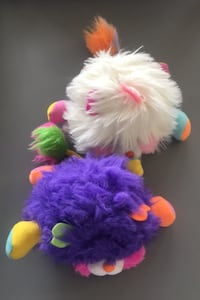 Vintage POPPLES 1980s hard to find great condition