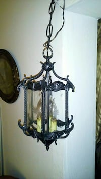 Wrought iron chandelier Birmingham, 35217