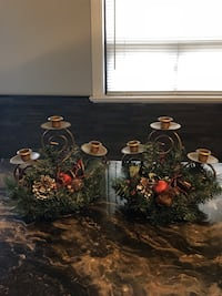 Christmas center pieces 550 km