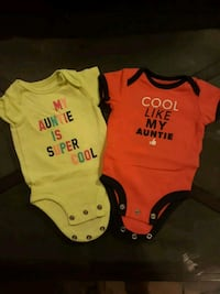baby's yellow and red onesies Slidell, 70460