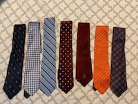Assorted Tommy Hilfiger men's ties $10 each Mississauga, L5B 0A6