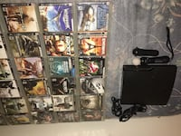 Play station three with 36 game