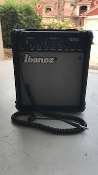 Black and gray guitar amplifier Jacksonville, 32224
