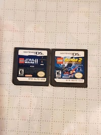 2 gameboy ds game Northumberland, 17857