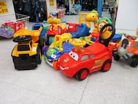 Ride-on toys fir infants Etobicoke