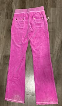 Juicy Couture pink pants