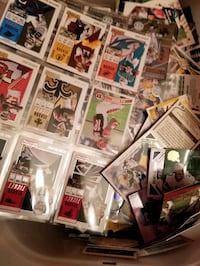 Large Football Card collection