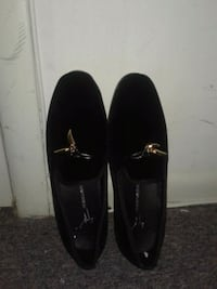 pair of black leather dress shoes Capitol Heights, 20743