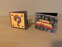Video game themed wallets Edmonton, T5Y 1T5